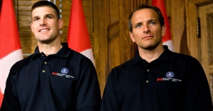 Canada's Newest Astronauts