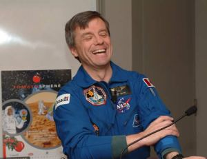 Canadian Astronaut Bob Thirsk