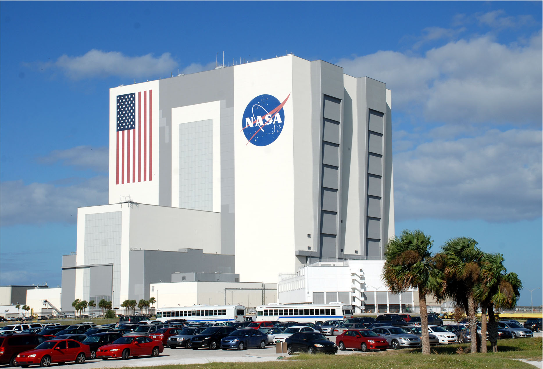 building outside of nasa - photo #5