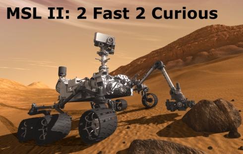 Coming Summer 2020...Curiosity: The Sequel!