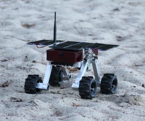 Beaver Rover Prototype