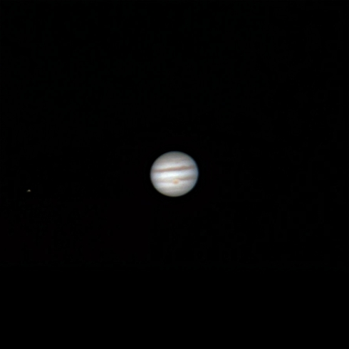 Jupiter iPhone